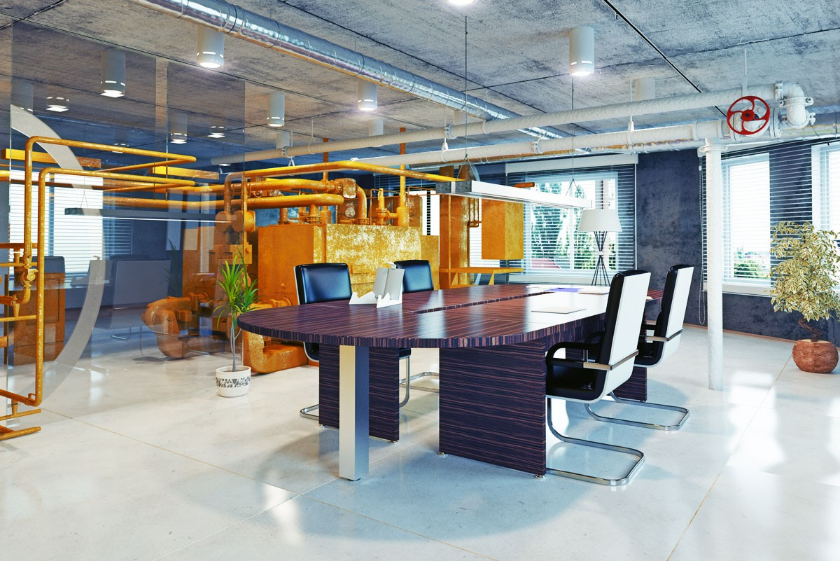 Space planners johannesburg office interior designers - How long is interior design school ...